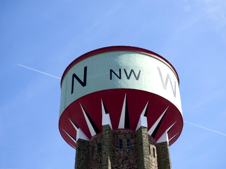 water-tower-1629578_1280 Südafrika: Größte Wasserkrise seit Menschengedenken Klima