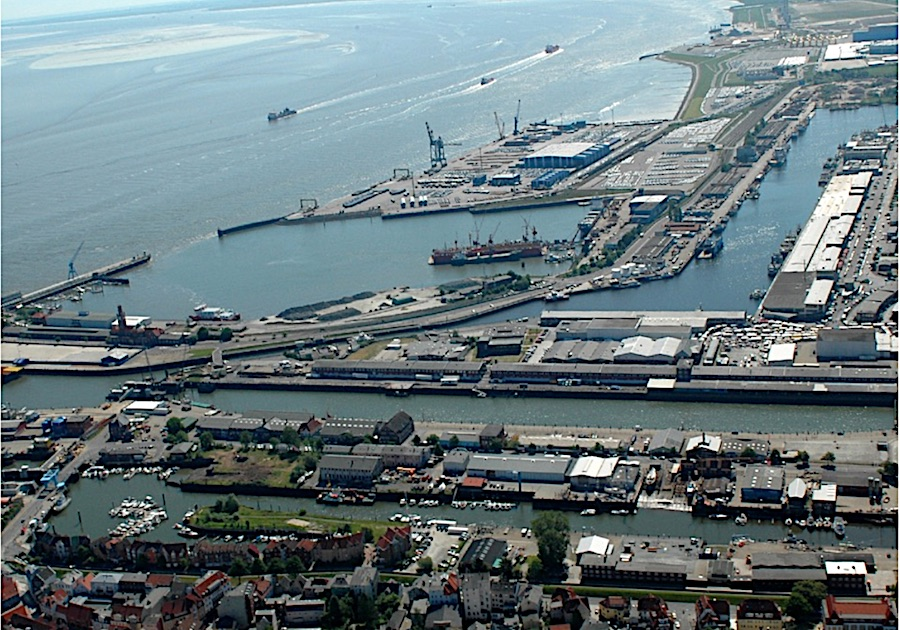 Alter-Fischereihafen_ist-Zustand Cuxhaven: Wie ein altes Fischereihafenareal nachhaltig revitalisiert wird Urban Planing
