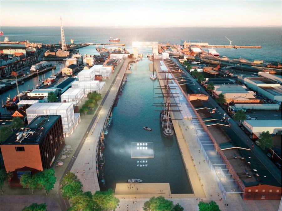 Cuxhaven_alter-Fischereihafen Cuxhaven: Wie ein altes Fischereihafenareal nachhaltig revitalisiert wird Urban Planing